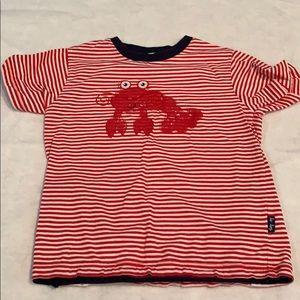 Le Top 4T lobster T-shirt
